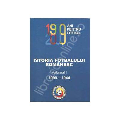 Istoria fotbalului romanesc (volumul I+II)