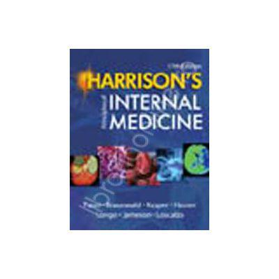 Harrison. Principii de medicina interna . Editie in limba engleza
