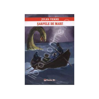 Sarpele de mare. Jules Verne