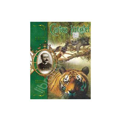 Cartea junglei. Rudyard Kipling