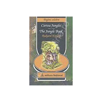 Cartea Junglei. Editie bilingva (Romana si Engleza)