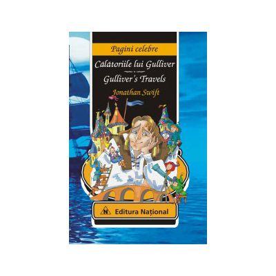 Calatoriile lui Gulliver. Editie bilingva (Romana si Engleza)