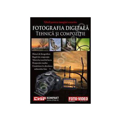 Ghid pentru imagini creative. Fotografia digitala - Tehnica si compozitie
