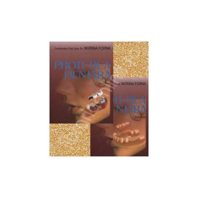 Protetica dentara, doua volume (Editie cartonata)