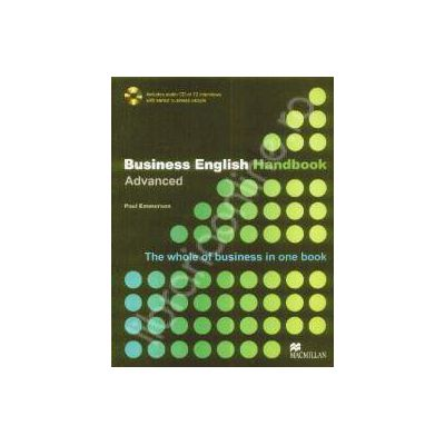 Business English Handbook Advanced with CD