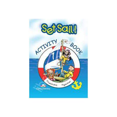 Curs pentru limba engleza Set Sail 1 caietul elevului