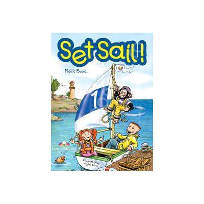 Curs pentru limba engleza Set Sail 1 manualul elevului