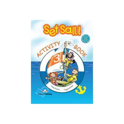 Curs pentru limba engleza Set Sail 3 caietul elevului