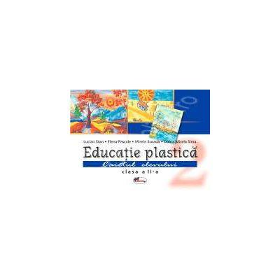 Educatie plastica. Caietul elevului, clasa a II-a (Lucian Stan)