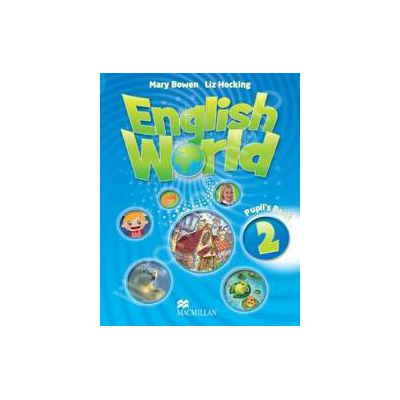 English World Pupils Book level 2