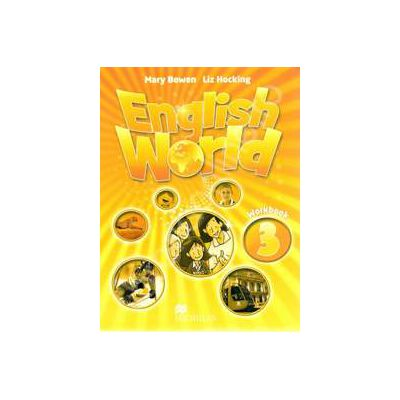 English World. Workbook level 3