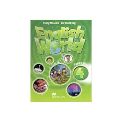 English World. Workbook level 4