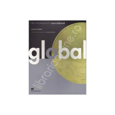 Global. Pre-Intermediate Coursebook