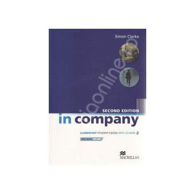 In Company Second Edition. Elementary Student's Book with CD