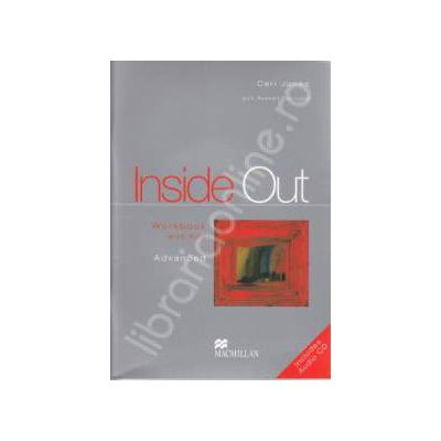 Inside Out. Advanced Worbook with key with CD