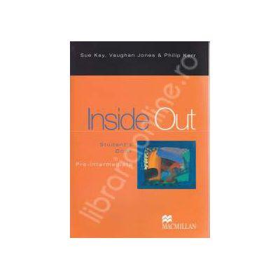 Inside Out Pre Intermediate. Student's Book