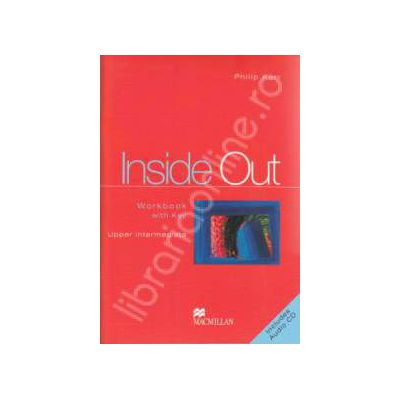 Inside Out Upper Intermediate. Workbook with key + CD