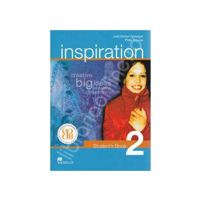Inspiration. Student's Book 2