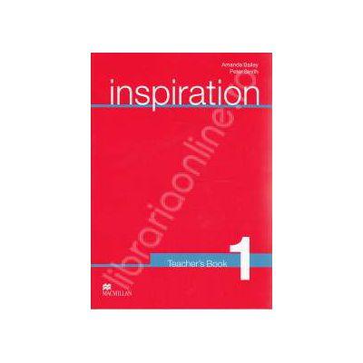 Inspiration. Teacher's Book 1