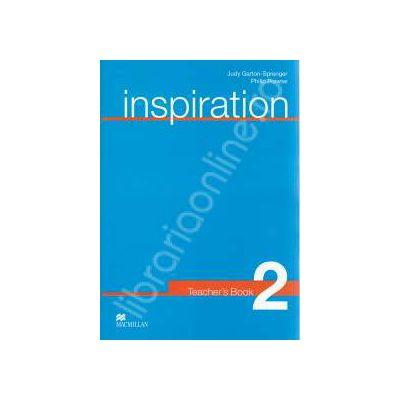 Inspiration. Teacher's Book 2