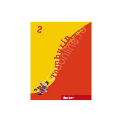 Limba germana manual clasa a IV-a. Tamburin 2 Lehrbuch