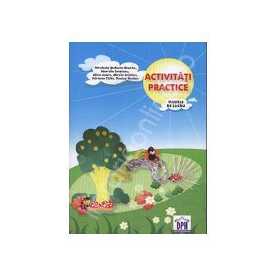 Activitati practice. Modele de lucru