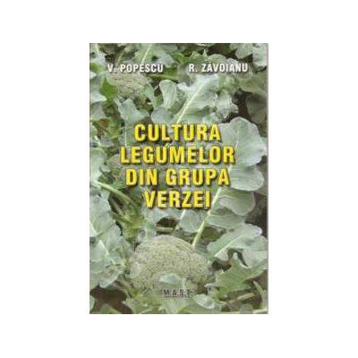 Cultura legumelor din grupa verzei