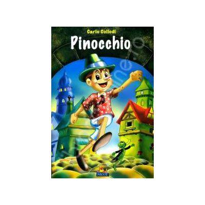 Pinocchio - carte ilustrata si povestea