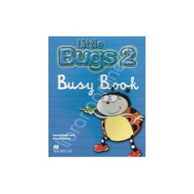 Little Bugs 2. Busy Book