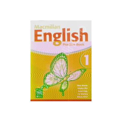 Macmillan English Practice book level 1