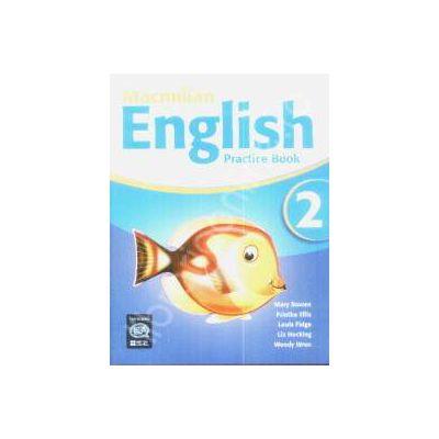 Macmillan English Practice book level 2