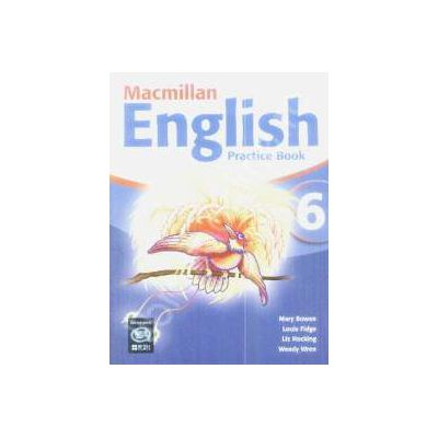 Macmillan English Practice book level 6