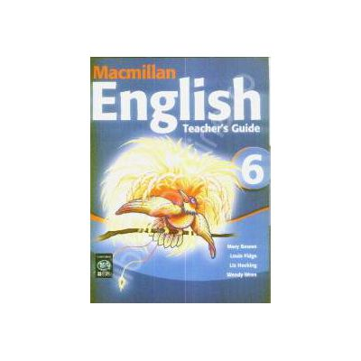 Macmillan English Teacher's Guide level 6