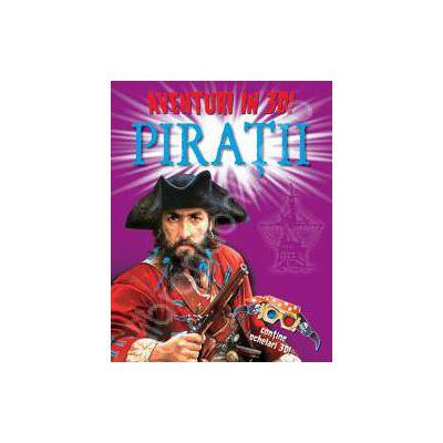 Aventuri in 3D:Piratii
