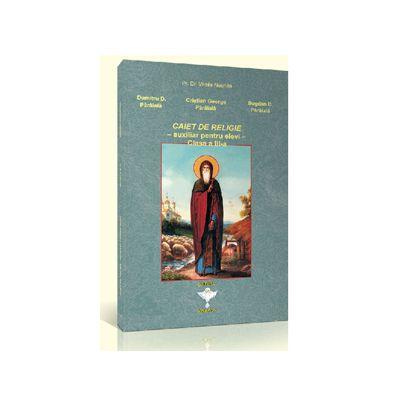 Caiet de religie pentru clasa a III-a. Auxiliar pentru elevi