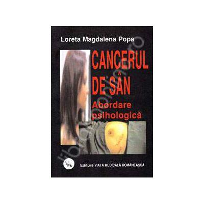 Cancerul de san. Abordare psihologica