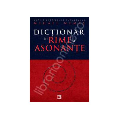 Dictionar de rime si asonate