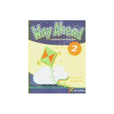 Way Ahead 2 Pupils Book. Manual de limba engleza pentru clasa a IV-a