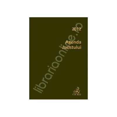 Agenda Juristului 2012