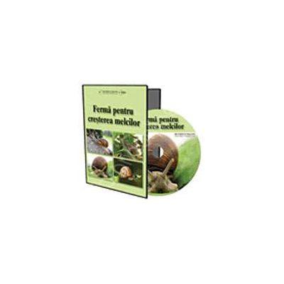 CD - Ferma pentru cresterea melcilor