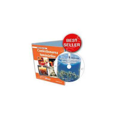 CD - Ghid practic pentru confectionarea lumanarilor