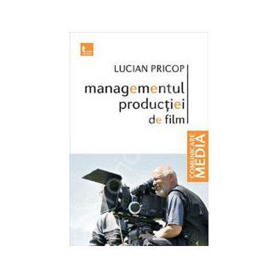 Managementul productiei de film