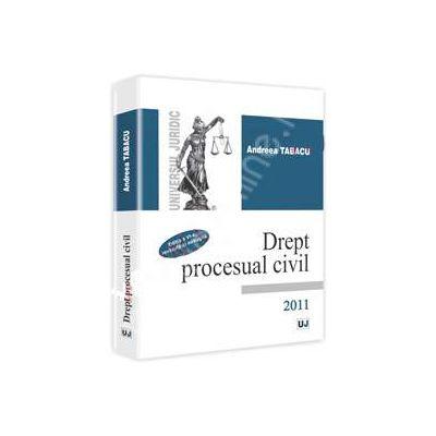 Drept procesual civil. Editia a VI-a revazuta si adaugita