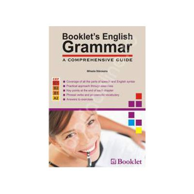 Booklet's English Grammar: a comprehensive guide