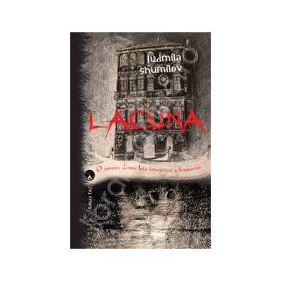 Lacuna - O poveste despre fata intunecata a frumusetii