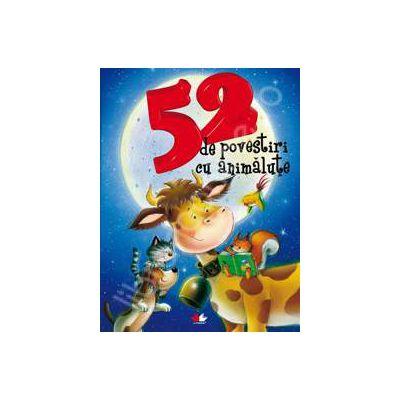 52 de povestiri cu animalute