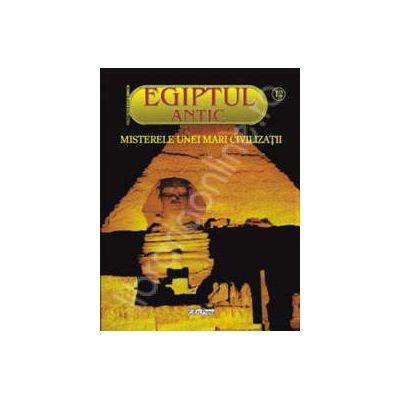 EGIPTUL ANTIC NR. 12 - Secretele reginei pierdute a Egiptului