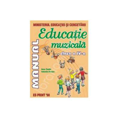 Educatie Muzicala manual clasa a IV-a