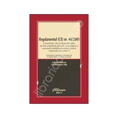 Regulamentul (CE) nr. 44/2001