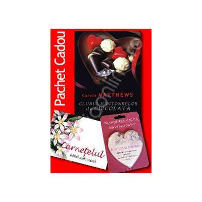 Pachet 'Clubul iubitoarelor de ciocolata' - pentru sora